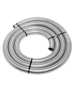"Walker WAL-40013 Galvanized Exhaust Flex Tube - (1.62"" ID, 1.62"" OD, 25"" Length) Small Image"
