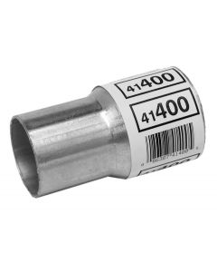 "Walker WAL-41400 Aluminized Steel Exhaust Pipe Connector - (1.75"" ID, 2.25"" OD, 4.5"" Length) Small Image"