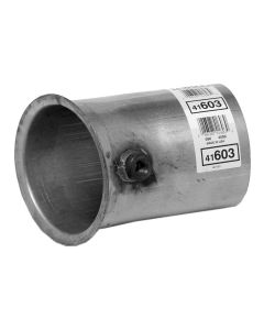"Walker WAL-41603 Heavy Duty Flared Exhaust Pipe Adapter - (5"" ID, 5"" OD) Small Image"