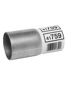 "Walker WAL-41759 Aluminized Steel Exhaust Pipe Connector - (1.875"" ID, 1.875"" OD, 4"" Length) Small Image"
