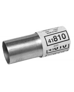 "Walker WAL-41810 Aluminized Steel Exhaust Pipe Connector - (1.5"" ID, 1.5"" OD, 4"" Length) Small Image"