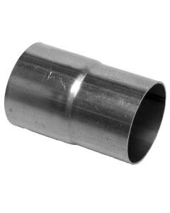 "Walker WAL-41811 Aluminized Steel Exhaust Pipe Connector - (3"" ID, 3"" OD, 4"" Length) Small Image"