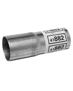 "Walker WAL-41882 Aluminized Steel Exhaust Pipe Connector - (1.75"" ID, 1.75"" OD, 5"" Length) Small Image"