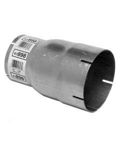 """Walker WAL-41898 Heavy Duty Exhaust Pipe Reducer - (4"""" ID, 5"""" OD, 8"""" Length) Small Image"""