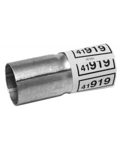 "Walker WAL-41919 Aluminized Steel Exhaust Pipe Connector - (1.5"" ID, 1.5"" OD, 4"" Length) Small Image"