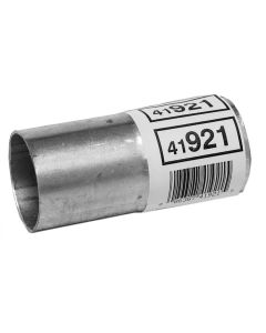 "Walker WAL-41921 Aluminized Steel Exhaust Pipe Connector - (1.625"" ID, 1.625"" OD, 4"" Length) Small Image"