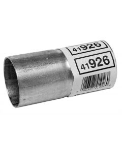 "Walker WAL-41926 Aluminized Steel Exhaust Pipe Connector - (1.75"" ID, 1.75"" OD, 4"" Length) Small Image"