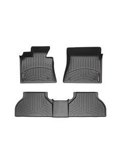 WeatherTech WTD-44003-1-2 DigitalFit™ 1st & 2nd Row Floor Liners Small Image