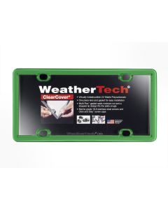 WeatherTech WTD-8ALPCC11 License Plate Cover Small Image