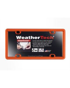 WeatherTech WTD-8ALPCC13 License Plate Cover Small Image