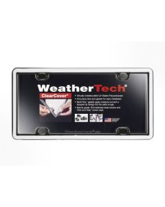 WeatherTech WTD-60021 ClearCover® License Plate Cover Small Image
