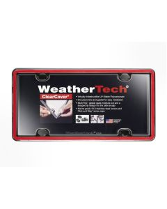 WeatherTech WTD-60022 ClearCover® License Plate Cover Small Image