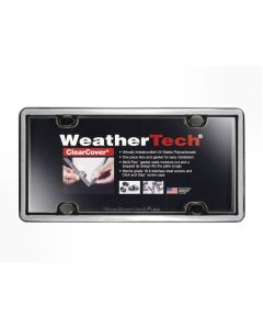 WeatherTech WTD-60027 ClearCover® License Plate Cover Small Image
