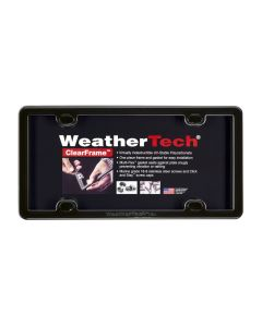 WeatherTech WTD-63020 ClearFrame™ License Plate Cover Small Image
