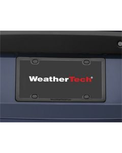 WeatherTech WTD-61020 PlateFrame® License Plate Cover Small Image